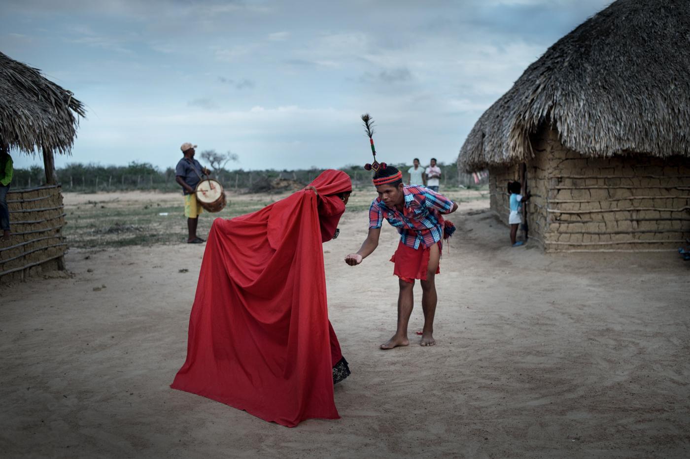 Delphine Blast : Galerie : // The Wayúu people, one of the last
